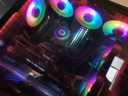 Placa de Vídeo Galax GeForce RTX 2070 Super EX 1 Click OC 8GB