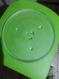 Prato pra microondas 23 litros