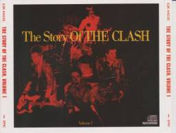 The Clash - The Story of The Clash - Volume I (Epic 1988) 2 CD's (Duplo Importado EUA)