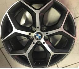 Roda original BMW X1 2016, Aro 18 furacao 5/112