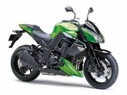 Kawasaki Z1000 ano 2013 só o filé