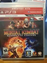 Mortal Kombat (Komplete Edition) - PS3 - Jogo original em mídia física - Produto usado