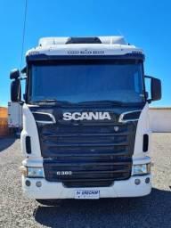Título do anúncio: Caminhão Scania G 380 A4x2 ano 2010