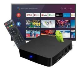 Título do anúncio: TV BOX DC ORIGINAL SmartTV, 8GB RAM, 4K, novo, original