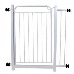 Título do anúncio: Portão de Segurança pet 70cm até 80Cm pressão