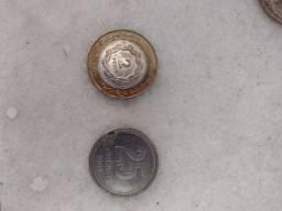 Revenda de moedas para colecionador
