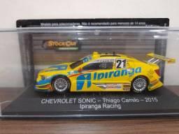 Título do anúncio: Miniatura coleção Stock Car