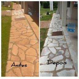 Detergente alcalino REMOFLUOR limpa piso #limpa cerâmica