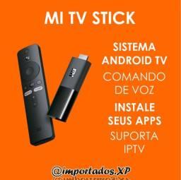 Xiaomi Mi TV Stick / Comando de Voz Integrado / Lacrado