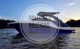 Lancha NX 250 - Soluções Náutica