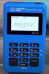 Point mini chip d175 compre 1 e ganhe 1 point bluetooth maquina de cartao  mercado pago