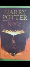 Título do anúncio: Livro Harry Potter e o enigma do príncipe edição capa dura