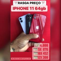 iPhone 11 64gb , aceitamos o seu usado como entrada