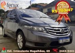 Título do anúncio: Honda city 2013 lx