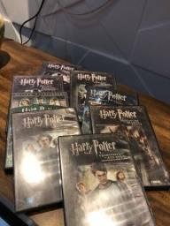 Dvds saga completa Harry Potter