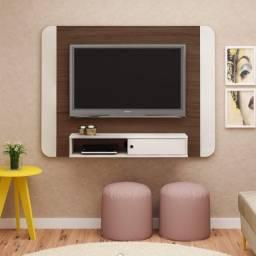 """Painel Artely Wave TV de até 50"""" - Acompanha Suporte de TV"""