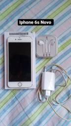 IPhone 6s 32 gb Rosê novo
