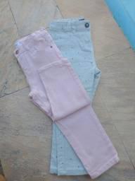 Kit calça infantil