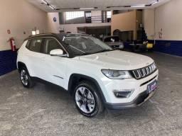 Título do anúncio: Jeep compass 2017 2.0 16v flex limited automÁtico