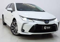Título do anúncio: Corolla Altis Premium Hybrid Ano 2020 com 26.000Km