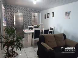 Casa com 2 dormitórios à venda, 150 m² por R$ 160.000,00 - Conjunto Floresta - Sarandi/PR