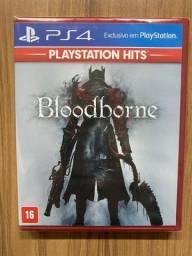 Bloodborne - Ps4 - Mídia Fisica - Português - Novo Lacrado