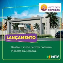 Vista das Copaíbas Lançamento Apt. 2 qts na Região do Planalto !
