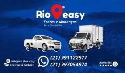 Título do anúncio: Rio Easy - Fretes e Mudanças embaladas