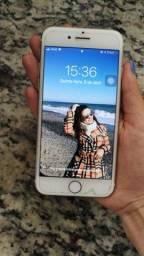 Vendo iPhone 7 128gb R$ 1.800