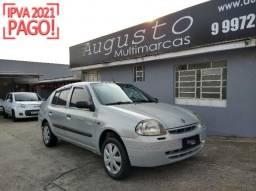 Título do anúncio: Renault Clio 1.0 RN GASOLINA 4P