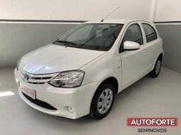 TOYOTA ETIOS 2015/2016 1.3 X 16V FLEX 4P MANUAL