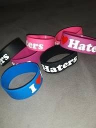 Pulseira DGK i Love Haters