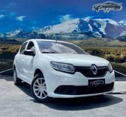 Título do anúncio: Renault Sandero Authentique 1.0 Flex Manual 2019