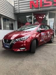 Título do anúncio: Versa Exclusive Test Drive - 1400 km - Falar com Alvaro