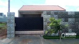 Casa com 2 dormitórios à venda, 80 m² por R$ 165.000,00 - Conjunto Habitacional João de Ba