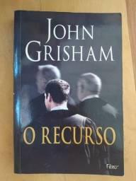 Livro: O Recurso - John Grisham