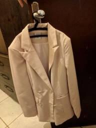 Título do anúncio: blazer feminino rosa