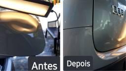 Estética Automotiva , Martelinho de Ouro, Polimento e Higienização.