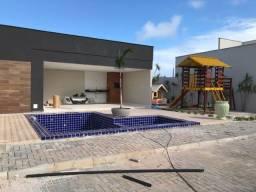 Casa condomínio fechado no frances com piscina no