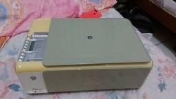Vendo Impressora-Scanner-Copiadora HP photosmart c3180 all-in-one