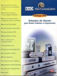 Título do anúncio: Manual de Soluções de Acesso a Redes Publicas e Privadas (hacker) 1999