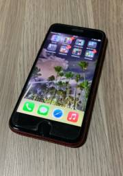 Título do anúncio: IPhone 8 Red 256 GB