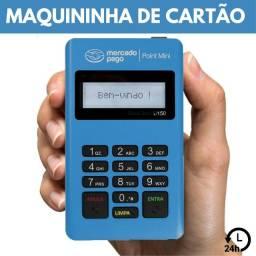 Maquininha De Cartão Mercado Pago sem aluguel Enviamos para todo Brasil