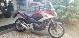 Moto Honda NC 750 cc ABS unico dono baixo km