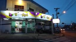 loja acai/sorveteria