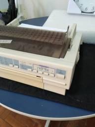 Impressora Epson LQ-570 Esc P2 - 24 agulhas  *  Revisada