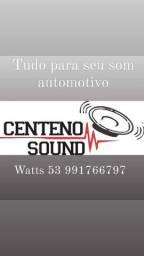 Tudo em som automotivo com os melhores preços do mercado Centeno-Sound