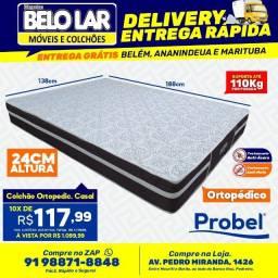 Colchão Ortoped Casal, Compre no zap *