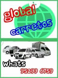 Global carretos // preço bom