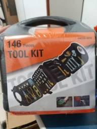 Kit ferramentas 146 peças